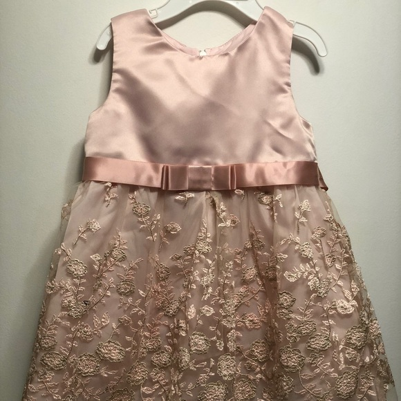 Rare Editions Other - 18M Formal Pink Dress